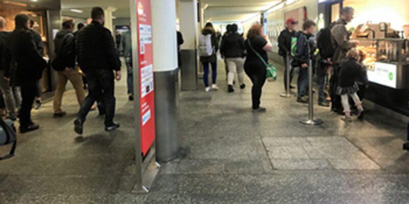 Umfrage – Bahnhof Olten